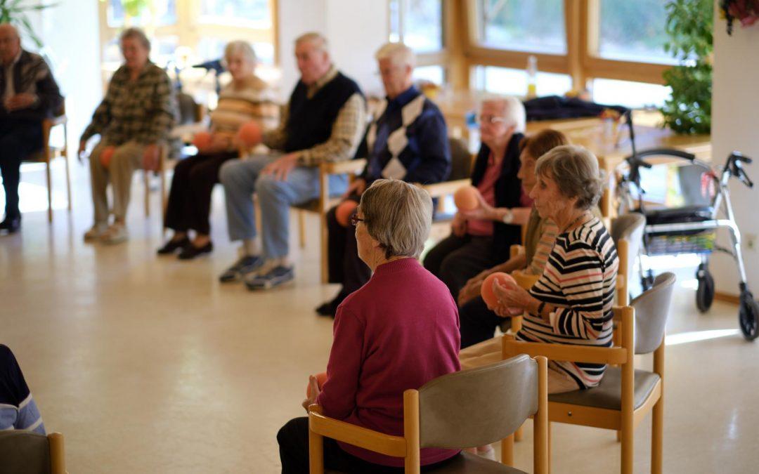 Altenpflegeschüler/ in