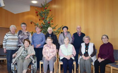 Altenclub Programm Januar 2020